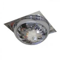 Зеркало DL 600 мм Армстронг купольное