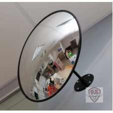 Зеркало 400 мм для помещений круглое